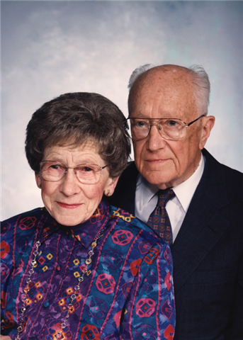 Russell H. and Maxine E. Smith
